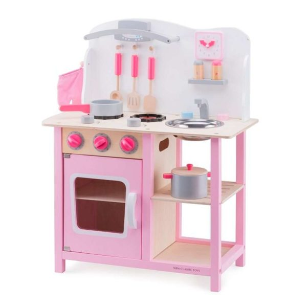 Küche Bon Appetit Pink