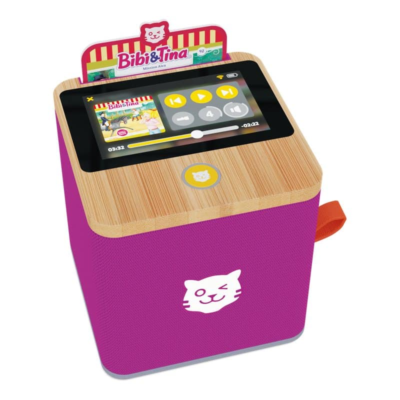 TigerboxTOUCH Lila