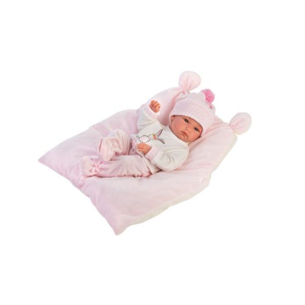 Puppe Bimba rosa 35cm