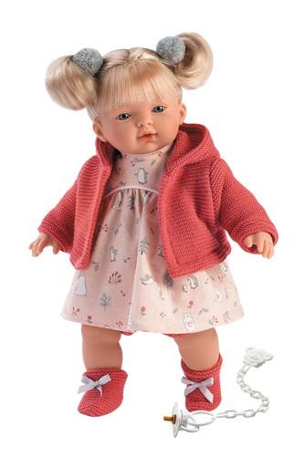 Puppe Aitana blond 33cm