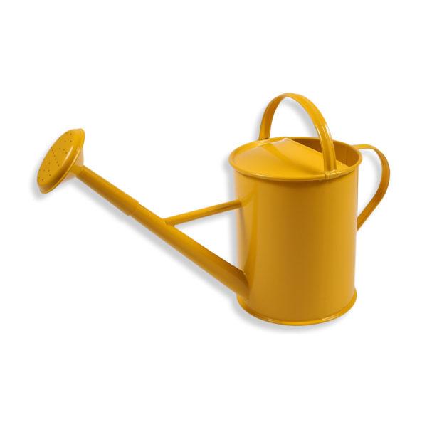 Gießkanne, Metall, 1 Liter, Gelb