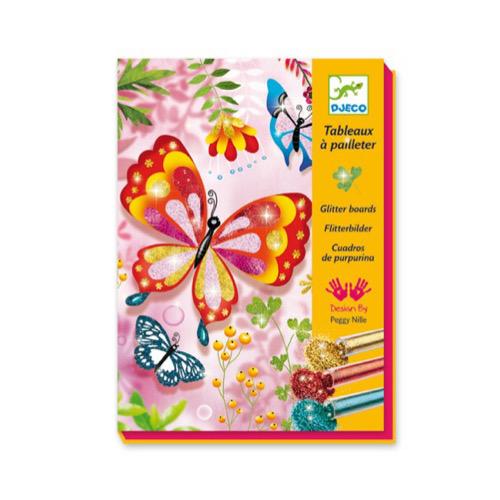 Flitterbilder Schmetterlinge