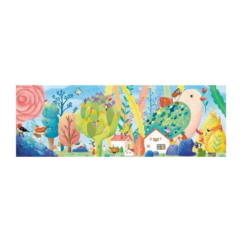 Puzzle Gallery Miss Birdy 350 Teile