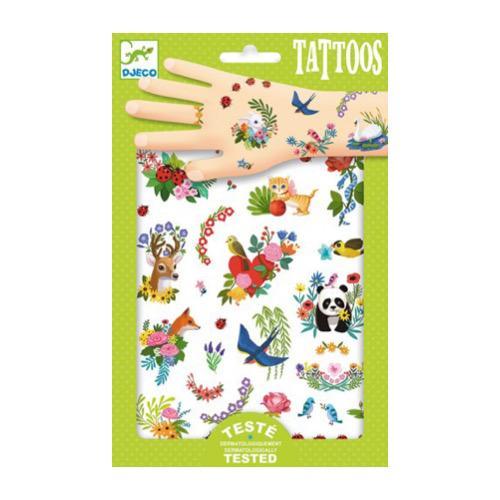 Djeco Tattoos