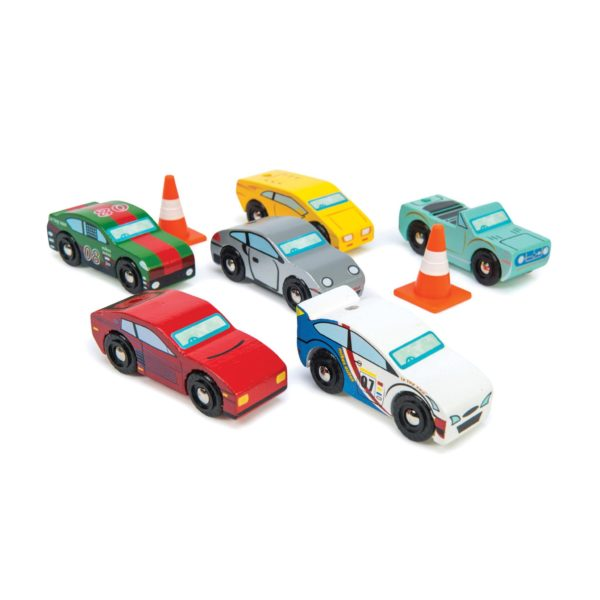Monte Carlo Sport Car Set