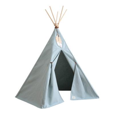Nobodinoz Tipi Nevada Riviera Blau 152x120