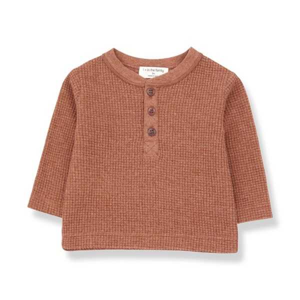 Sweater Braies Toffee