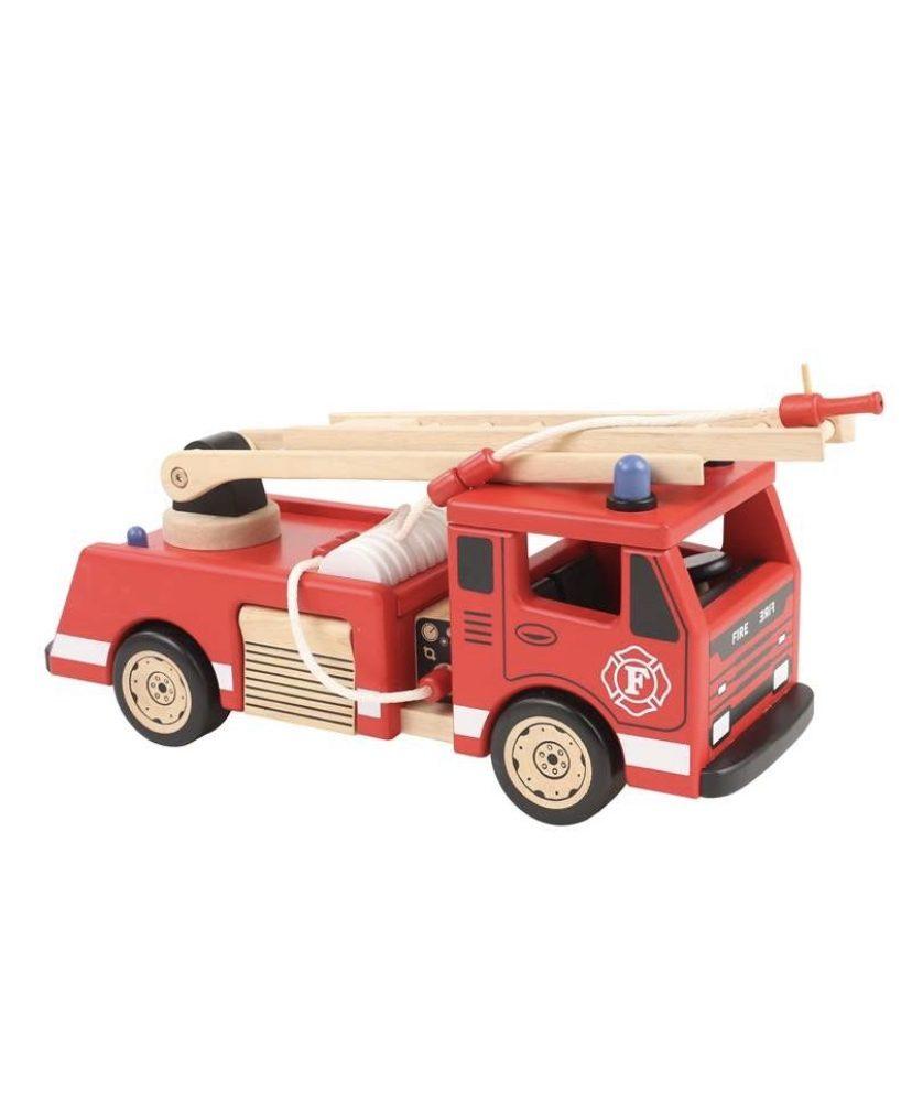 Spielba Feuerwehrauto mit Zubehör