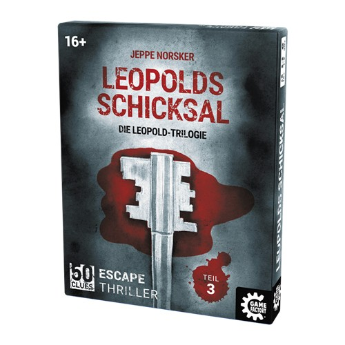50 Clues - Leopolds Schicksal