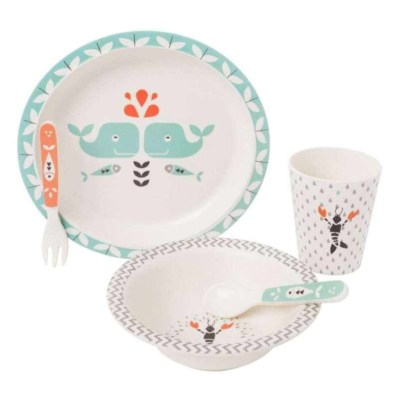 Fresk Bambus dinner Set Wal