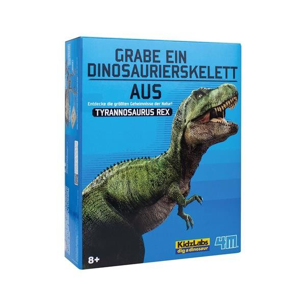 Dinosaurier Ausgrabung - Tyrannosaurus Rex