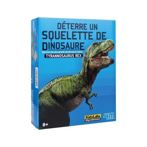 Dinosaurier Ausgrabung - Tyrannosaurus Rex2