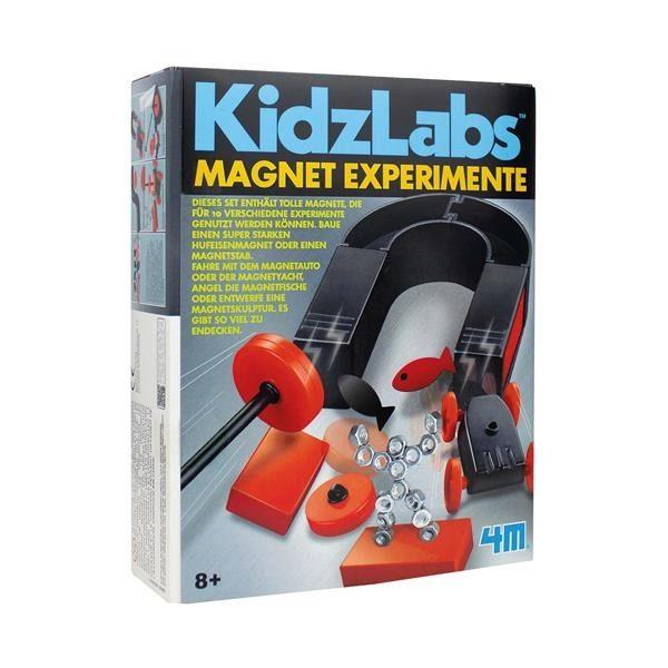 Magnet Experimente