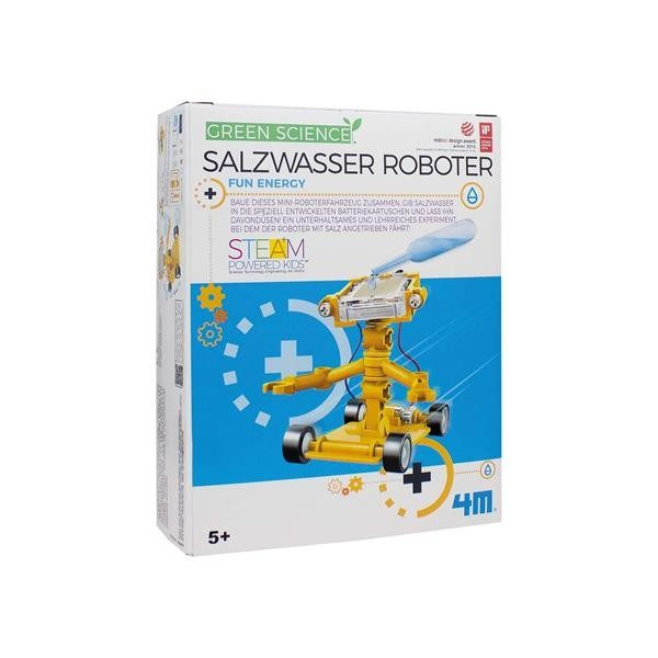Salzwasser Roboter