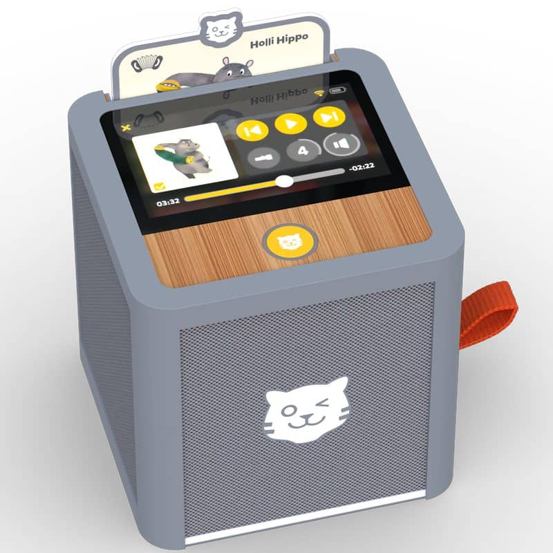 Tigerbox Touch Grau