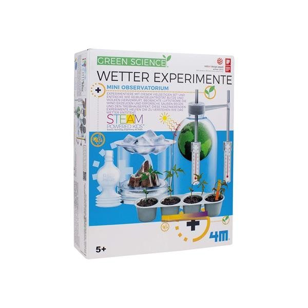 Wetter Experimente
