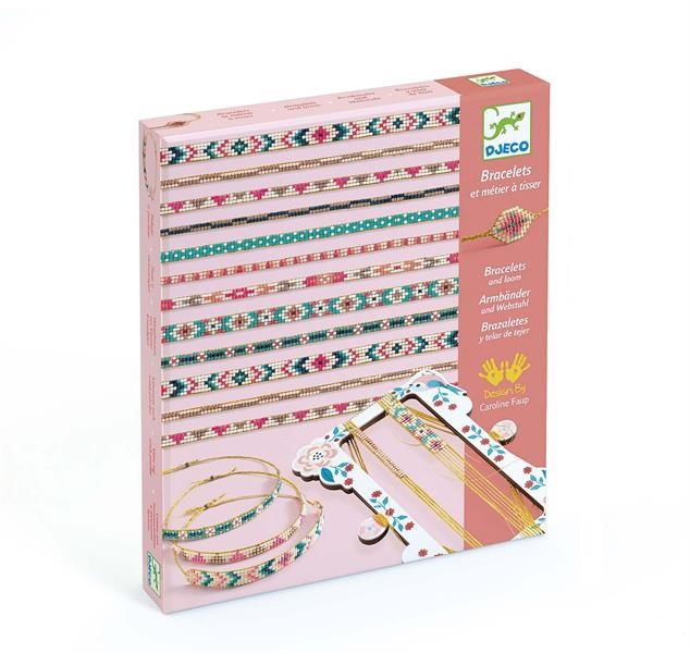 Perlen-Weben Armbänder