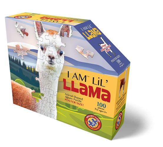 Shape Puzzle Junior Lama 100 Teile