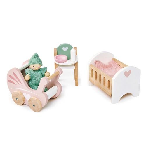 Kinderstube für Puppenhaus