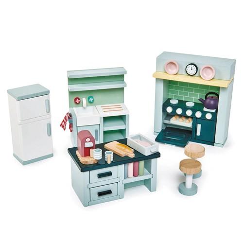 Küchenmöbel Puppenhaus Set