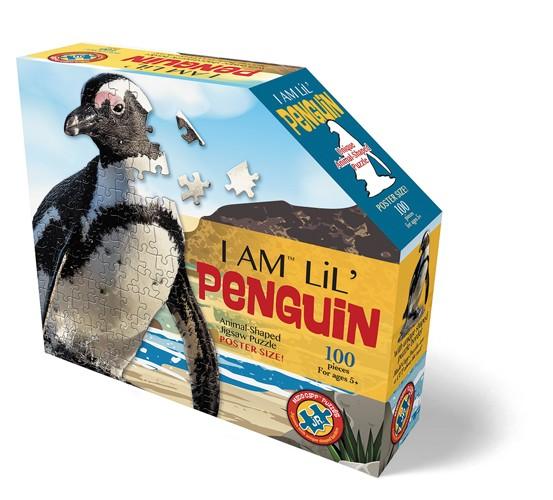 Shape Puzzle Junior Pinguin 100 Teile