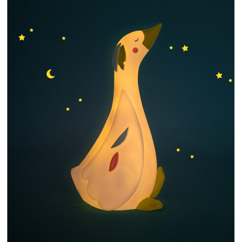 Nachtlicht Gans Gross Le Voyage D Olga