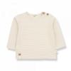 1+INTHEFAMILY - Sweatshirt ODON Beige