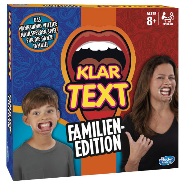 Klartext Familienspiel