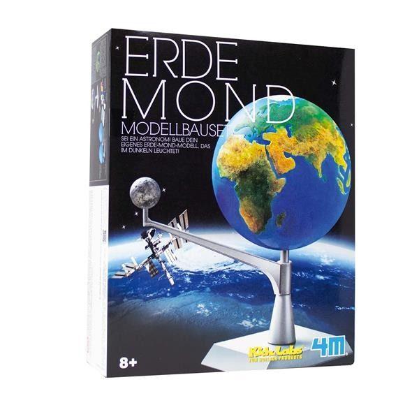 Erde Mond Modellbauset