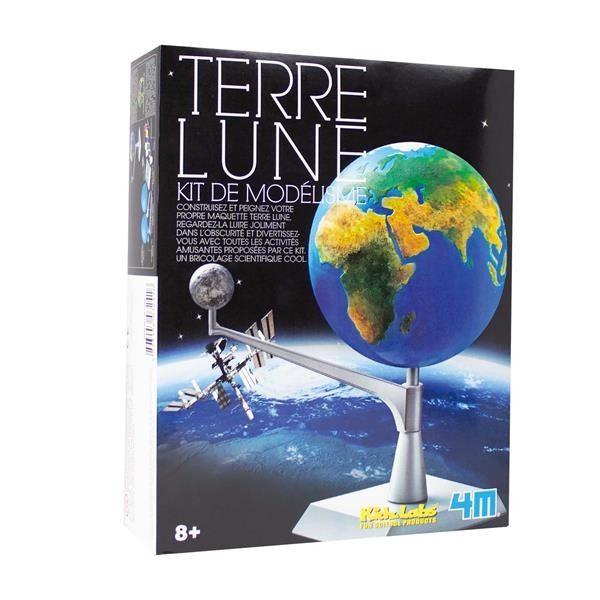 Erde Mond Modellbauset2