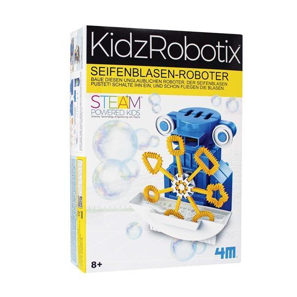 Seifenblasen Roboter