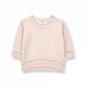 1+INTHEFAMILY - Basic Sweatshirt Tristan Rose