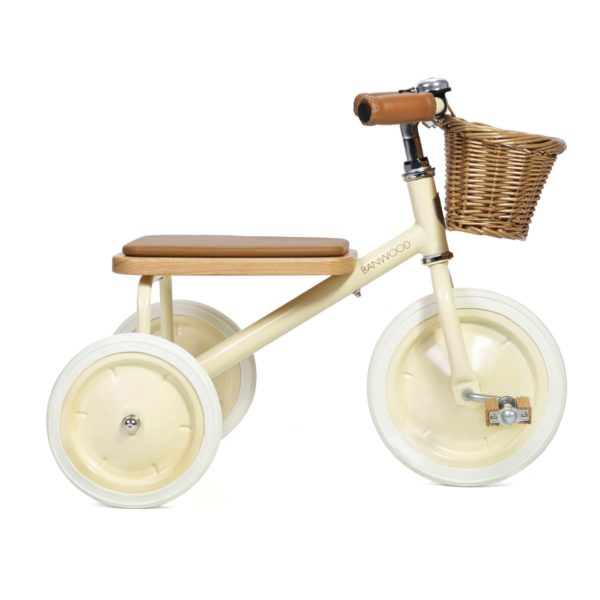 Banwood Tribike Creme