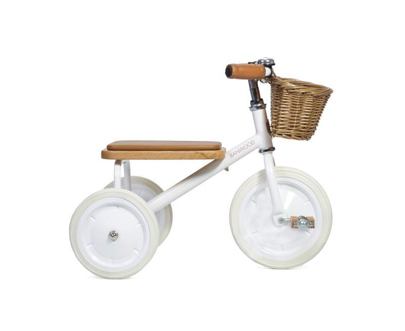 Banwood Tribike Weiss