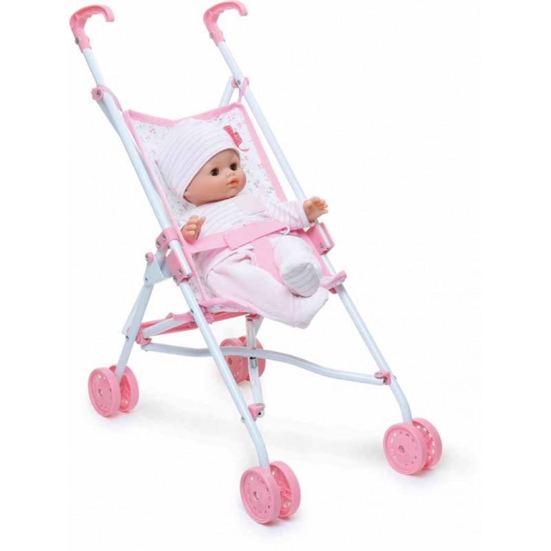 Puppenbuggy Pastel