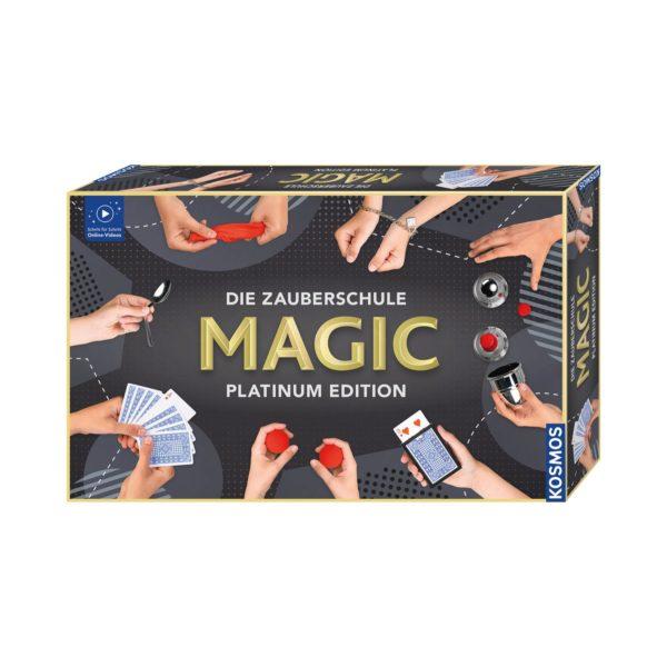 Magic Grosser Zauberkasten