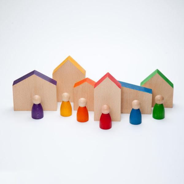Grapat Häuser & Nins