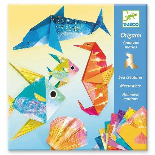 Origami Meerestiere