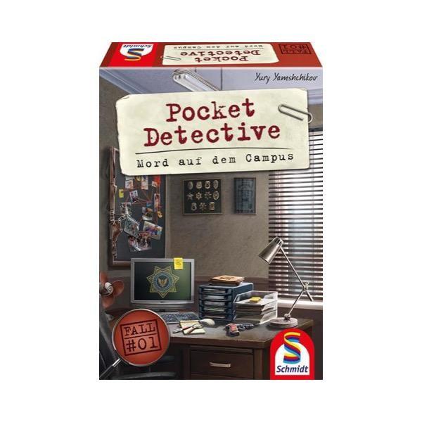 Pocket Detective - Mord auf dem