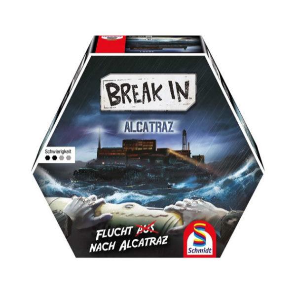 Break In - Alcatraz