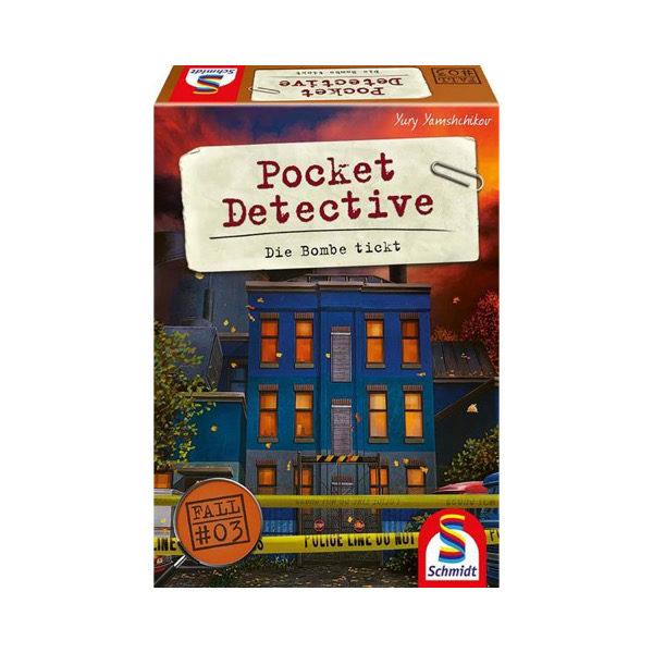 Pocket Detective - Die Bombe tickt