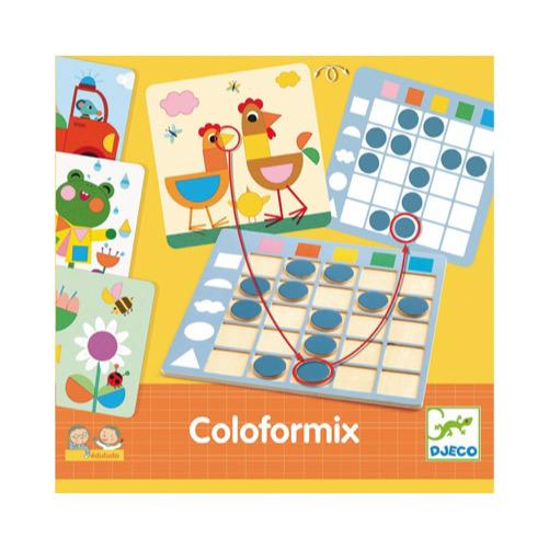 Eduludo Coloformix