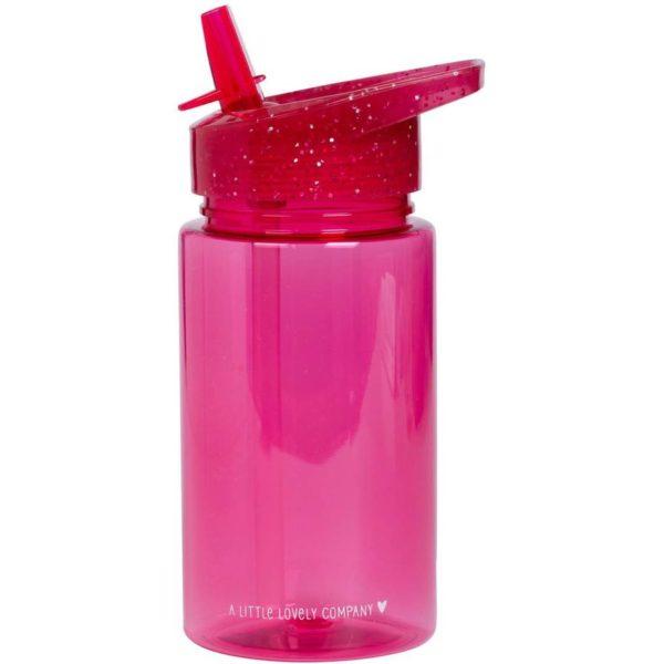 ALLC Trinkflasche Glitter Pink