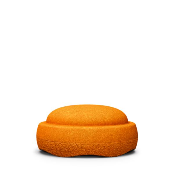 Stapelstein Orange