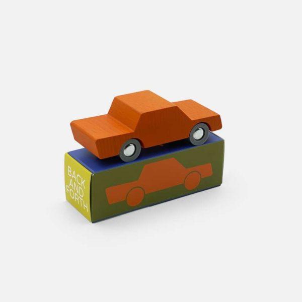 Waytoplay Back and Forth car - Orange