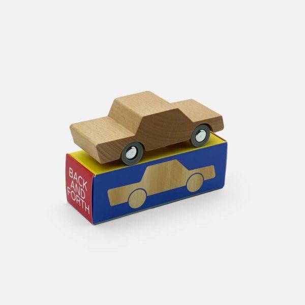 Waytoplay Back and Forth car - Woody