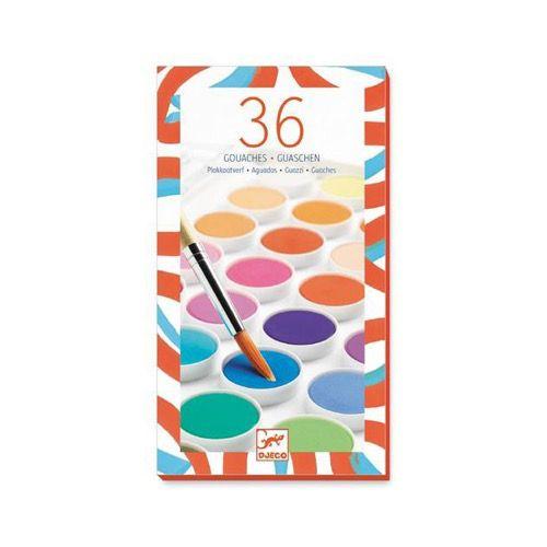 36 Wasserfarben